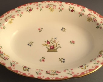 Wedgwood Bianca Open Vegetable Serving Dish.