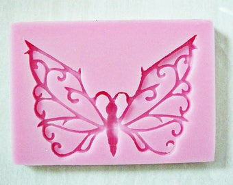 Butterfly No 3 Silicone Mould