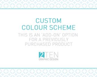 Custom colour scheme - Add-on