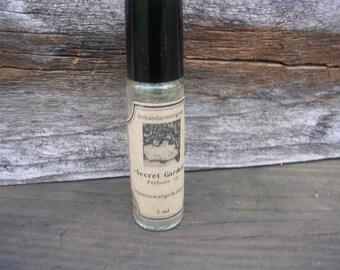 Secret Garden Roll-on  Perfume Oil