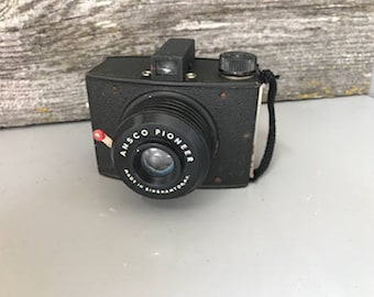 Vintage Ansco Pioneer Camera- Check out all of our cameras