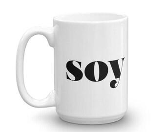 Soy Latte 15oz Novelty Coffee Mug