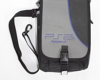 PLAYSTATION  shoulder bag - carrying case - vintage