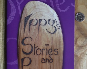 Ippy's Stories and Poems Book