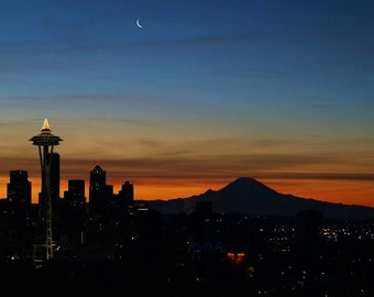 New Years Morning in Seattle