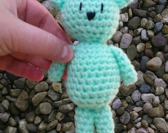Bear Lovie, Teddy Bear, Bear Stuffed Animal, Teddy Bear Softie, Bear Plushie, Baby Bear, Miniature Teddy Bear, Mini Bear