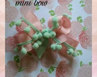 Mint pom pom mini