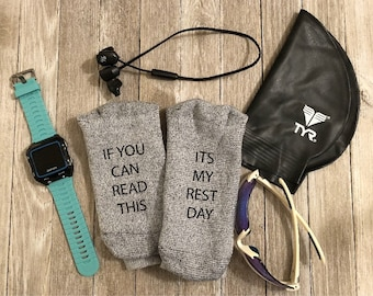 If You Can Read This... Rest Day