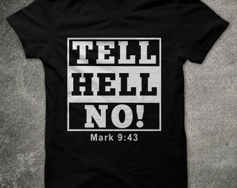 TELL HELL No!