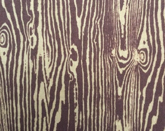 Joel Dewberry Woodgrain fabric FQ