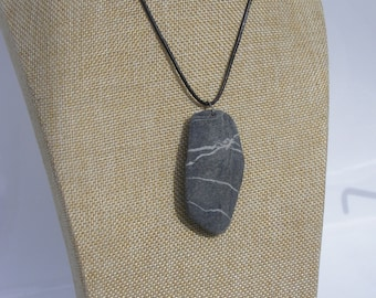 Irish Wishing Stone Pendant