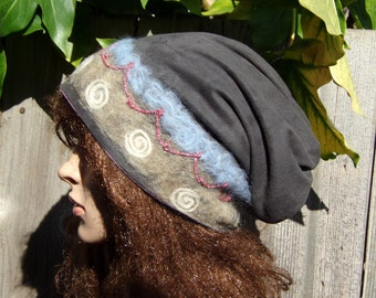 Eco Suede Slouchy Beanie Hat,Crochet Beanie,Slouchy Beanie,Best Slouchy Beanie,Beanie Hat Styles,Boho Headband,Tam Hat Womans,Hippy