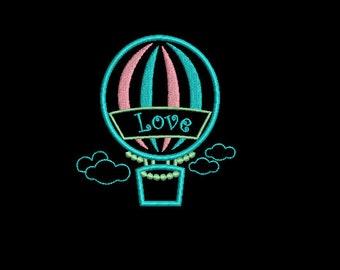 Hot Air Balloon No2