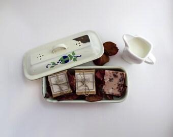 THENUS SOAP - Rose & Goatmilk