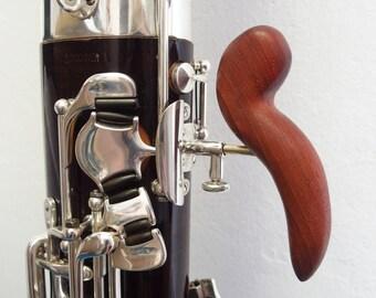 Handmade bassoon handrest (large)