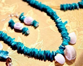 Trans-Atlantic Necklace Set