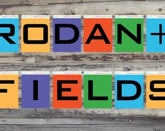 Rodan + Fields Banner Printable