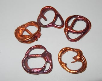 Copper Splash Swirl
