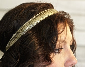 SALE!  All That Jazz Headband