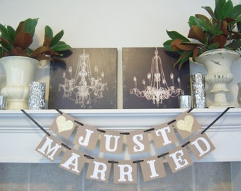 Just Married Banner,Just Married sign,Just married banners, wedding banner for car,Just Married Sign, Wedding Banner, wedding signs, banners