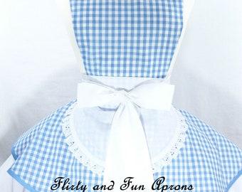 Wizard of Oz Dorothy Costume Apron