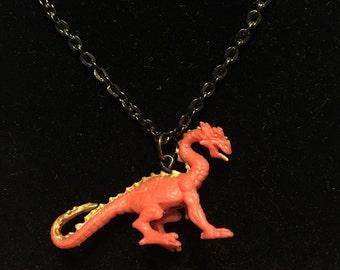 Mythological Pets - Orange Dragon