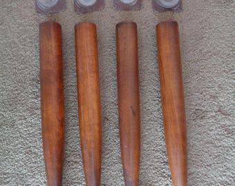 Vintage , Mid Century , Table/ Stool Legs