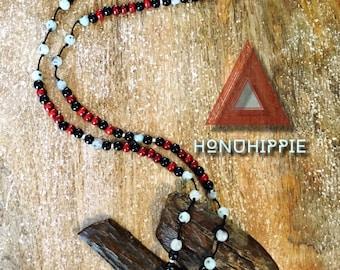 Tree of Life necklace, boho hippie jewelry