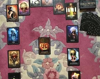 The Gate of Life Video Tarot Reading Halloween Samhain