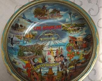 35% off Sale Hollywood LA metal souvenir bowl