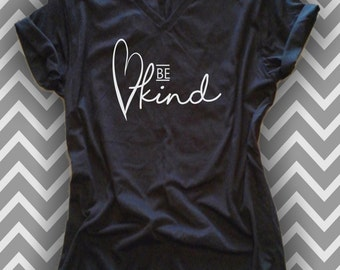 Be Kind, Oversized, Soft and Comfy Statement T-Shirt