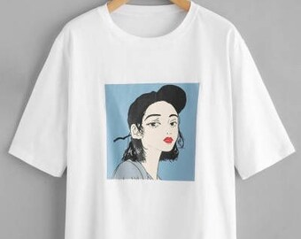 Tomboy - One Size T shirt