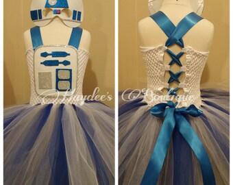 Droid Tutu Dress Set