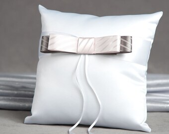 Tie(ing) the Knot Ring Pillow - 750310
