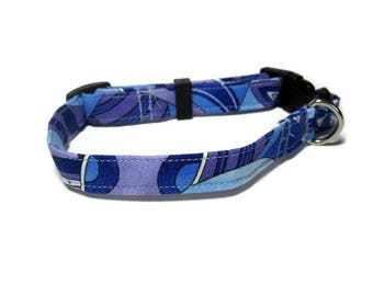Abstract Dog Collar size Small