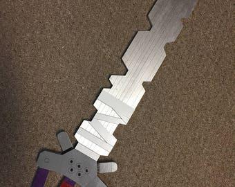 "31"" Fenrir Keyblade Replica"