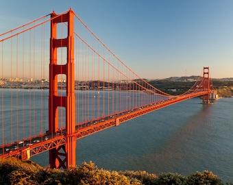 Golden Gate Bridge, San Francisco - Wallpaper