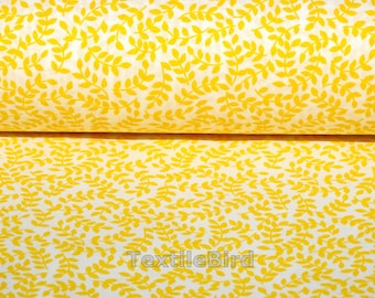 Glorima Yellow Leaves-150 cm wide