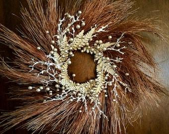 Copper Wreath
