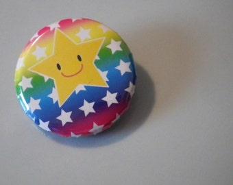 Rainbow Star Badge