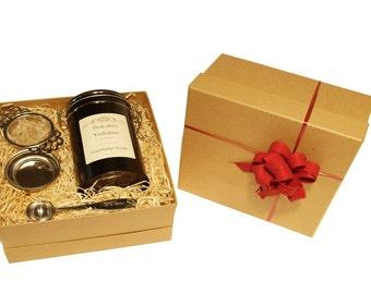 Black Loose Leaf Tea Courtlodge 100g Gift Set FAST & FREE UK Post