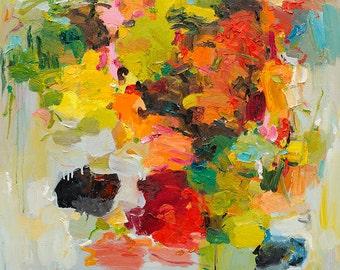 Fine Art Prints, Abstract Painting print, Oil Painting print, Abstract art print, Giclee Print , Wall Art, Wall Décor Harvest artwork print