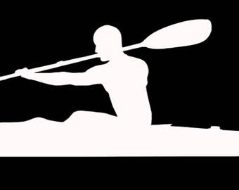 K1/sprint kayak decal