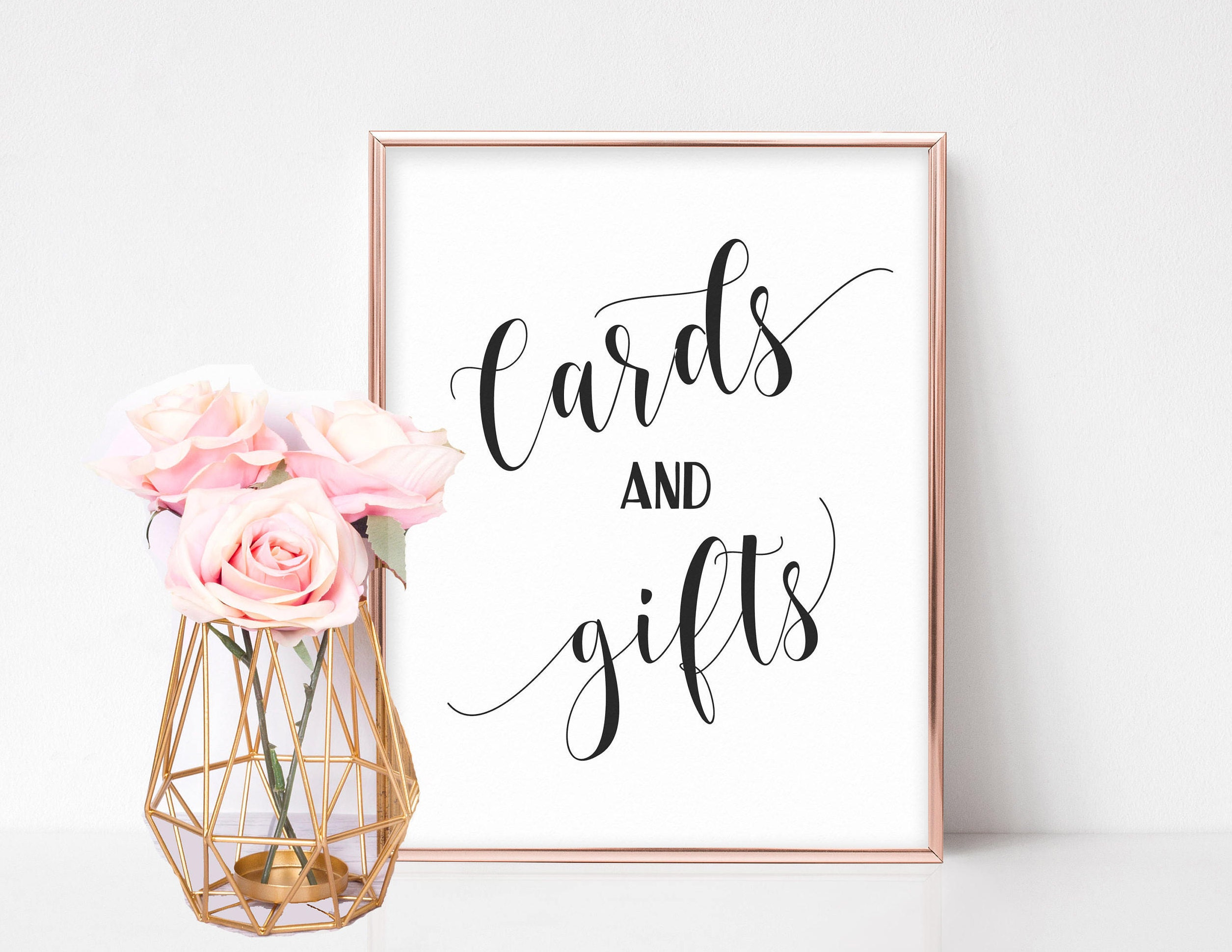 Cards and Gifts Wedding Sign, Cards and Gifts Sign, Cards and Gifts Printable, Wedding Gifts Sign, Cards Sign Wedding, Bridal Shower Signs