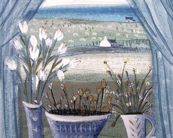 Shetland Window