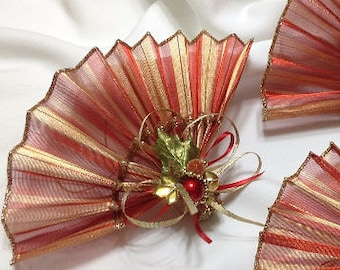 Christmas Ornaments - Christmas Ornament - Gift Topper Decoration - Christmas Tree Ornament - Holiday Decorations ***FREE SHIPPING***