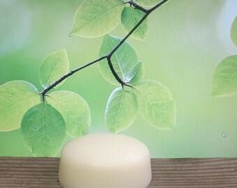 Rosemary Mint Organic Solid Lotion Bar 100% Natural Super Large  7 oz.