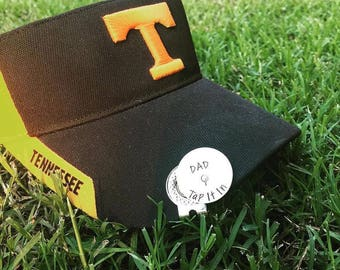 Golf Ball Marker You Are My Hole In One - Father's Day Golf Gift - Personalized Ball Marker Hat Clip - Custom Ball Marker - Golfer Gift
