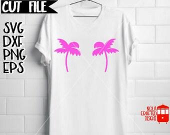 Summer Svg Cut File - Trendy Svg Cut File - Adult Summer Svg Cut File - Palm Tree Svg Cut File - Girls Trip Svg Cut File - Cruise Svg
