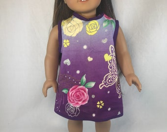 """18"""" Doll clothes. Our Generation, American Girl, Journey girl Clothes. Includes dress, pants, shoes and headband."""